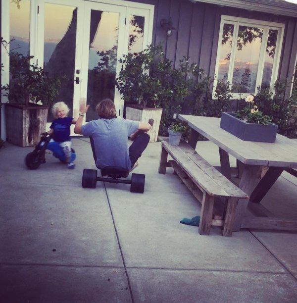 Eric Olsen et Wyatt