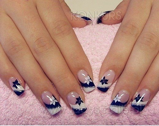 deco des ongles nail art nail art ideas. Black Bedroom Furniture Sets. Home Design Ideas