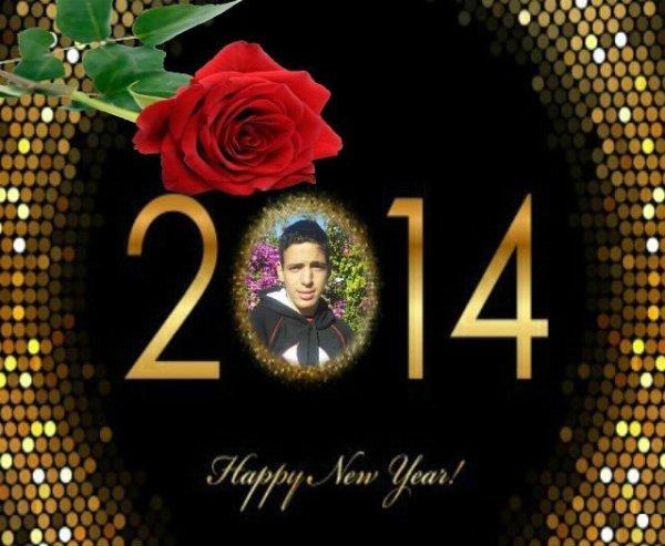 سنة سعيدة2014