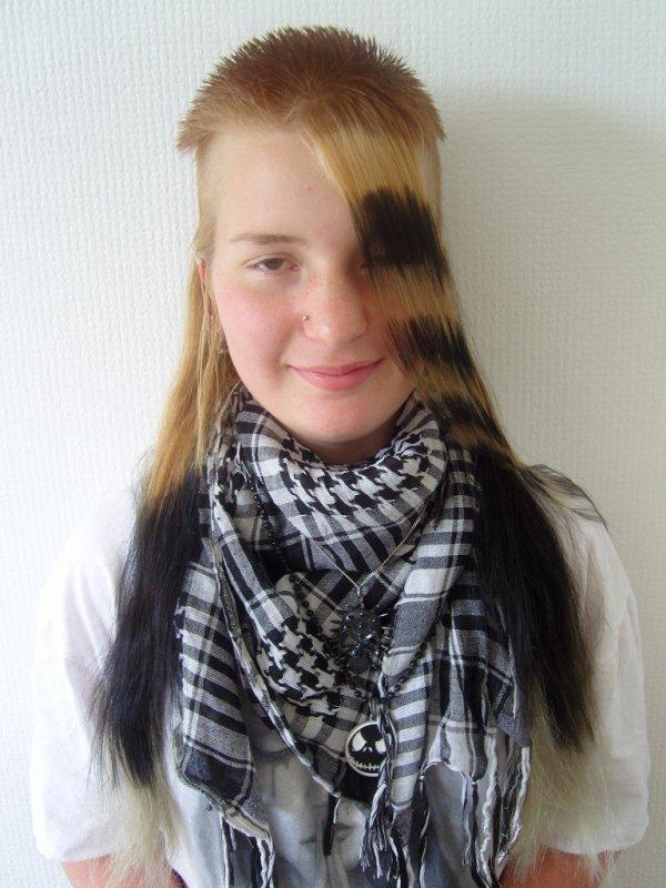 Brilliant Punk Hairstyles For Women Beautiful Punk Haircut Emo Punk Short Hairstyles Gunalazisus