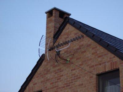 Antenne tv maison d 39 eric et de christine for Antenne cellulaire maison