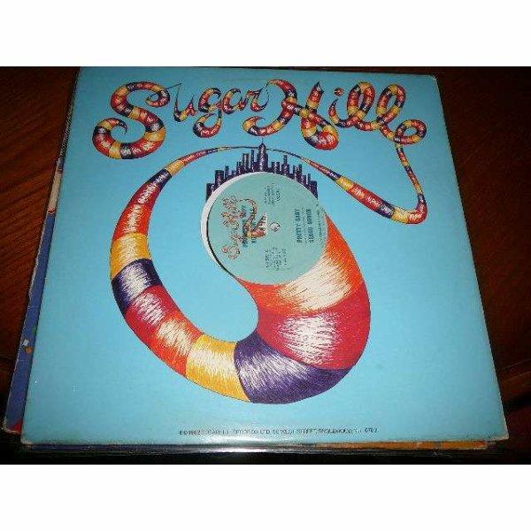 Sekou Bunch 1982  -  pretty baby chez sugar hill records
