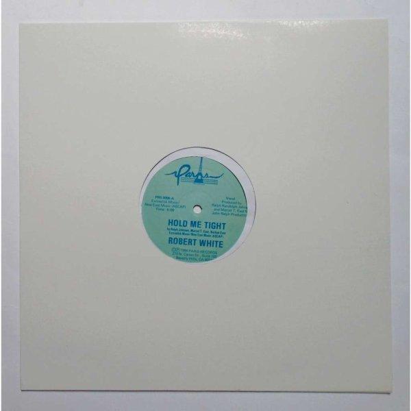 Robert White 1984  -  Hold me tight chez paris records