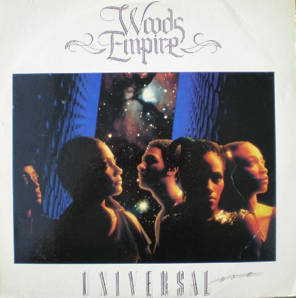 "WOODS EMPIRE  LP 1981 - "" Universal Love """
