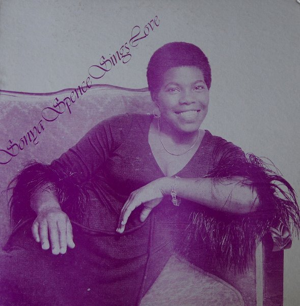 Sonya Spence - Let Love Flow On - High Note 1981 sur le label HIGH NOTE.