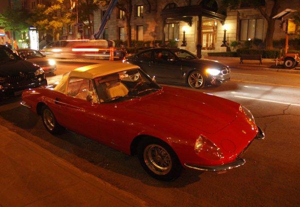 Ferrari 365 California Spider