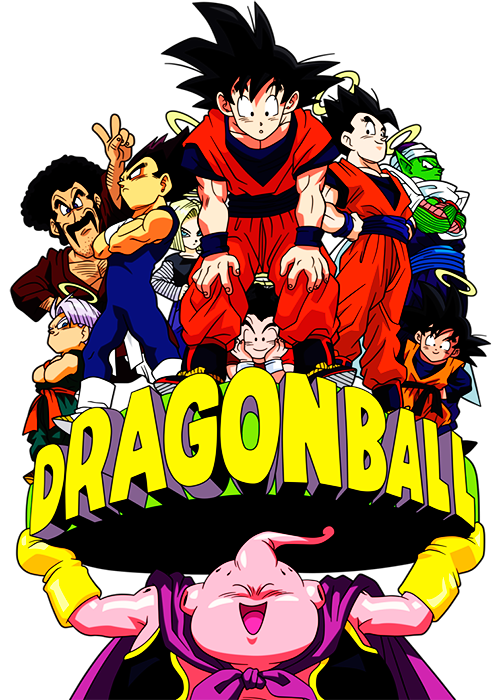 SOMMAIRE UNIVERS DRAGON BALL PRINCIPAL
