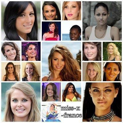 Sondage pour Miss France 2013