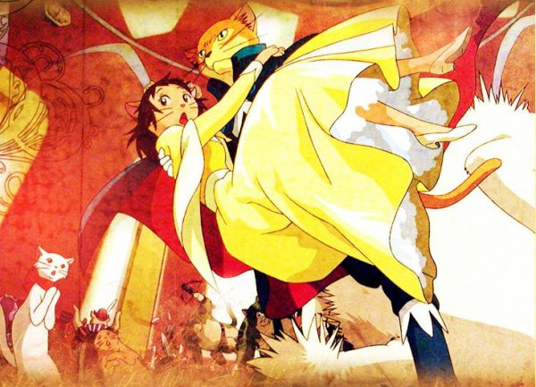 Neko no ongaeshi (Le Royaume des Chats) 3081812135_1_3_cTscvJVb