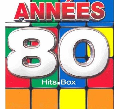 pochette cd album de ann es 80 hits box djwestbertisound. Black Bedroom Furniture Sets. Home Design Ideas
