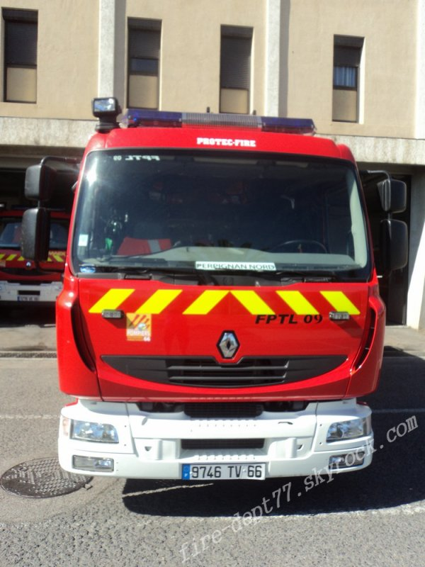 FPTL Perpignan Nord (66)
