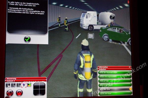 Feurerwehr simulator 2010
