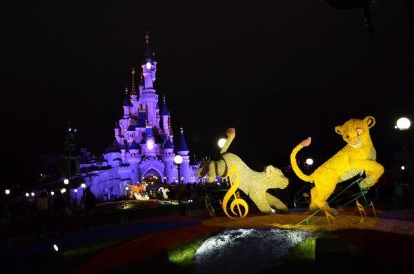 Petit tour � Disney!