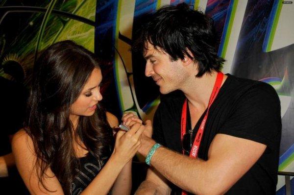 Vampire Diaries ❤ - (Ma série par excellence avec ma Sauveuze ❤)