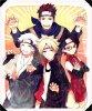 Fan-Fiction: Le clan Uchiha