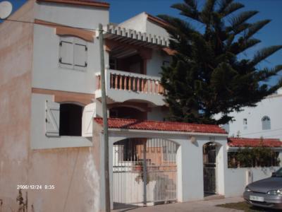 Description Et Fa Ade Villa Sidi Abed