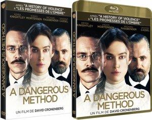 A Dangerous Method en DVD !