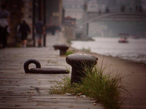 t�moins d'un important traffique fluvial