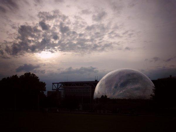 Paris  - la Villette