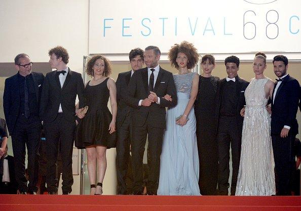 """""""Mon Roi"""" Premiere - Cannes 2015"""