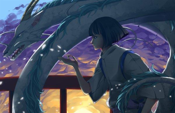 Sen to Chihiro no kamikakushi (Le Voyage de Chihiro) 3143195694_1_16_zmkcwXLa