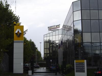 Renault sport technologie les ulis 91 renault sport - Garage renault viry chatillon ...