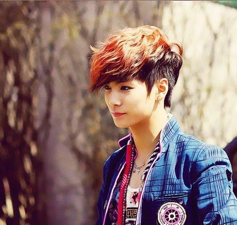 Coupe de cheveux kpop