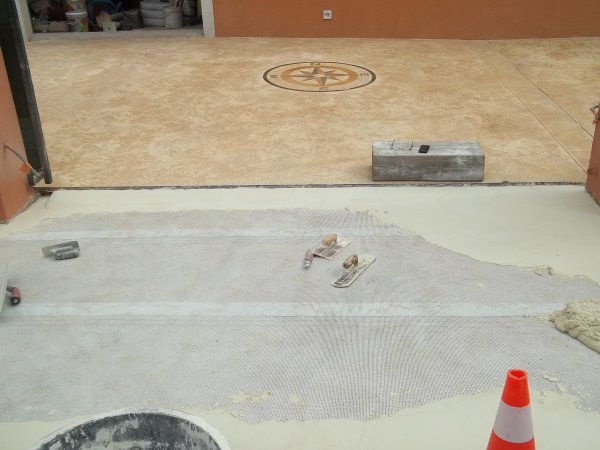 chantier puget sur argent 450 m2 quatri�me partie