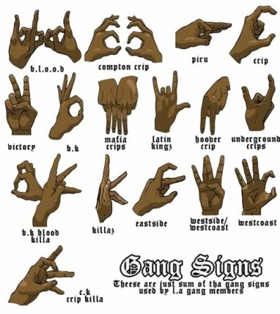 gangster disciple lick 2-4-14 is a reference to the black disciples nation gang bdn is one of the many abbreviation the black disciples used, sometimes bdn is switched for 2-4-14 which is essentially the same thing.