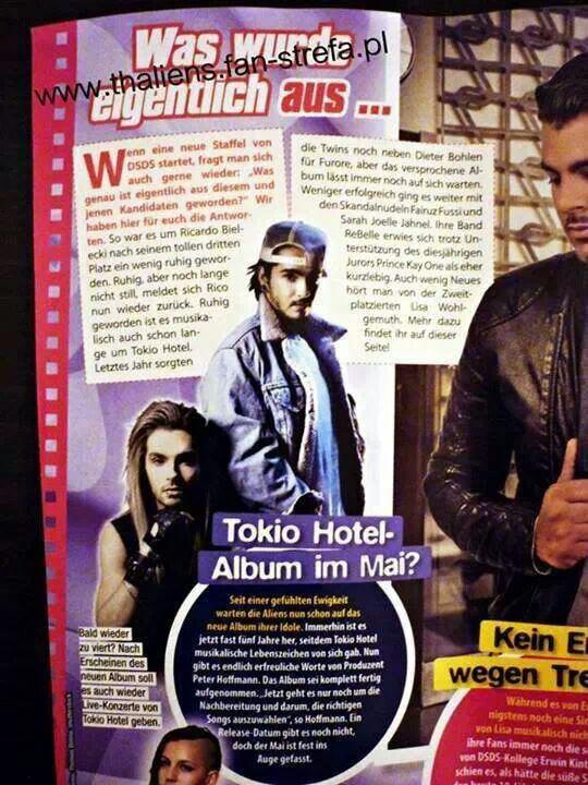Casting Special Magazine #1/2014 (Allemagne)