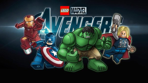 Lego Avengers : Superbes images
