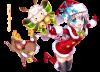 Joyeux Noël Mina-san!!!!