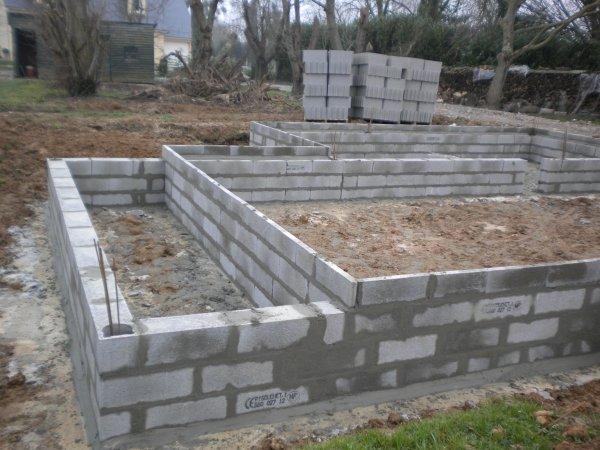 Blog de maisoncharlina page 5 notre construction for Construction sans vide sanitaire