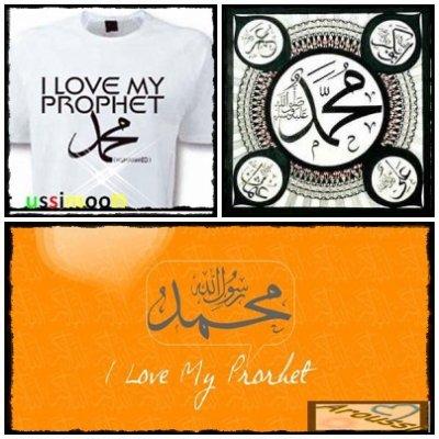I love you RasuL ALLAH