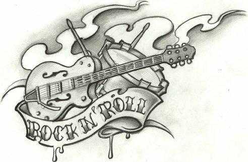 rock n roll blog de best tattoo. Black Bedroom Furniture Sets. Home Design Ideas