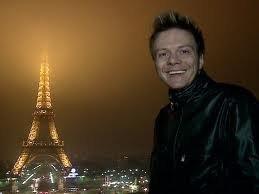 Michel à Paris.