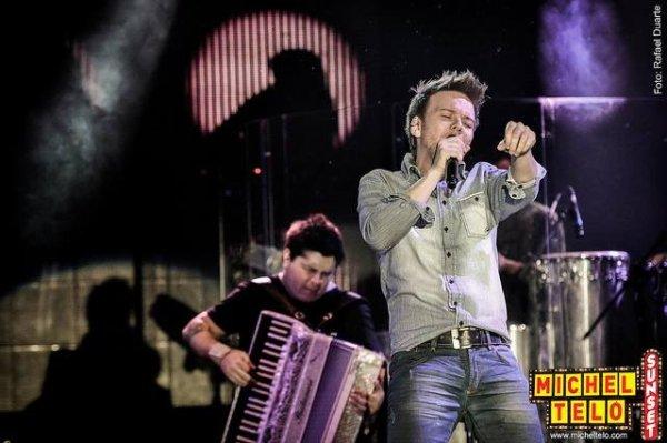 Michel Tel� in Brasil. <3.