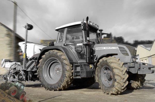 Fendt 309 Vario TMS & Planter 3 TS