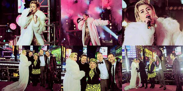 New Year's Rockin' Eve , N.Y