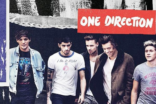 les one direction mes h�ros