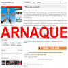Arnaque/Phishing/Hame�onnage ! Il n'y a pas de plainte d�pos�e contre votre blog ni de mise � jour Skyrock ni de codes pour devenir blog star, m�me pour confirmation !