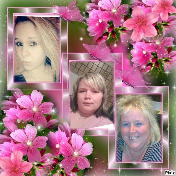 une mère ,2 filles