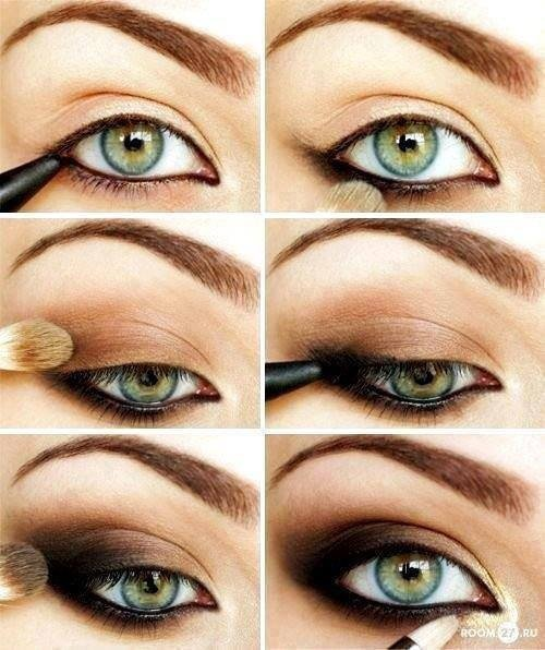 Maquillage Yeux Bleus  Top astuces 2015