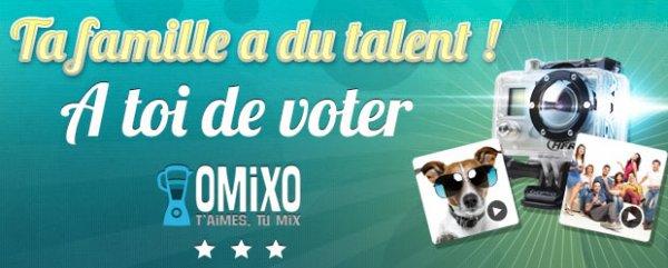 CONCOURS OMIXO: Vote pour tes vid�os pr�f�r�es !