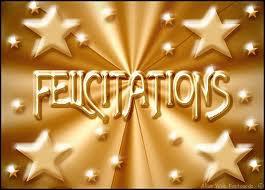 Efin teminé, félicitations!!!