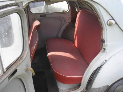 Interieur ar renault 4cv for Interieur 4cv