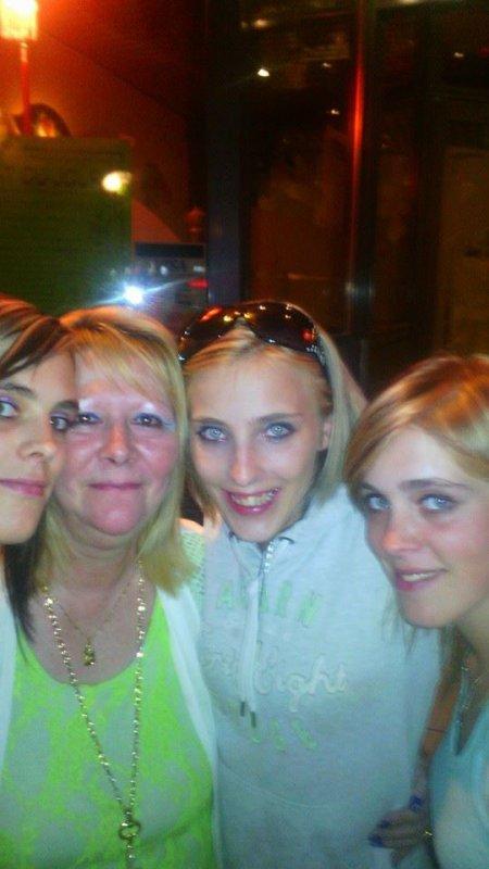 les 4 folle ^^