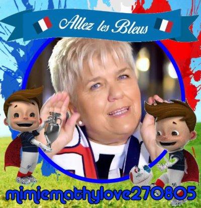 article 495: Soutien � l'�quipe de France