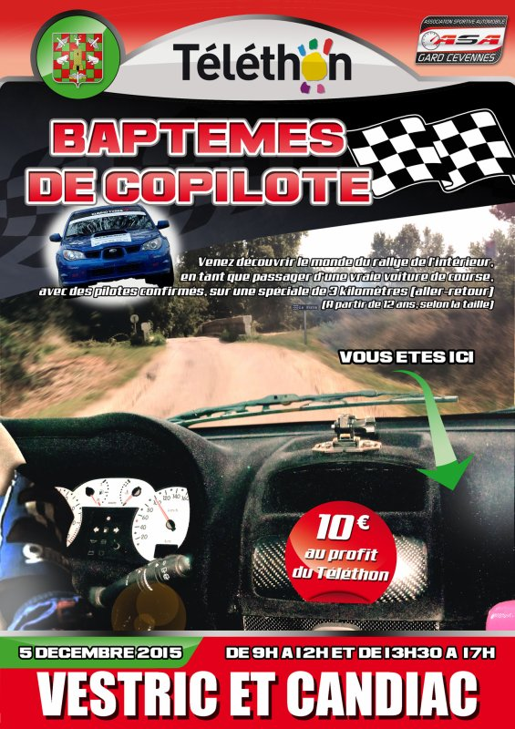 Association sportive automobile Gard Cévennes