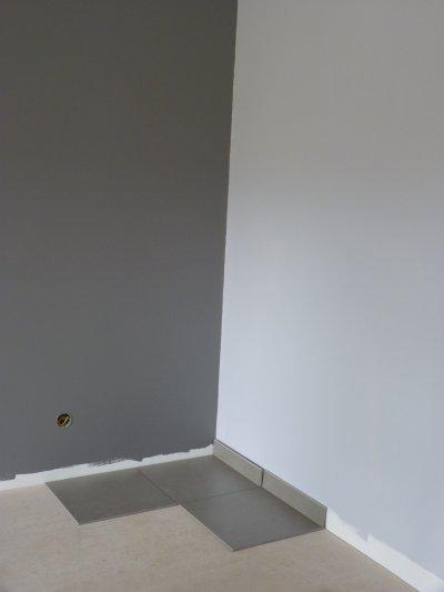 11 06 11 peinture blog de notre future construction - Peinture salon gris clair ...